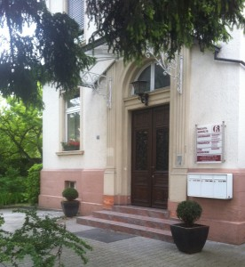Villa Hohenzollern, Baden-Baden
